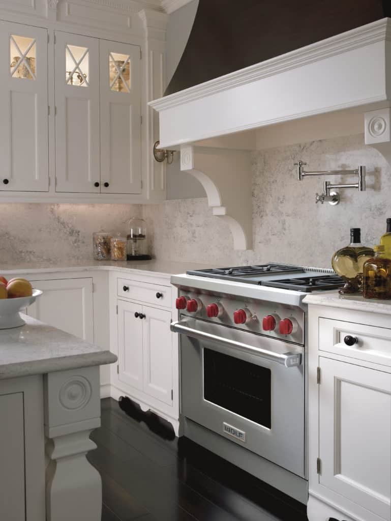 image of the GR364G installed in a kitchen