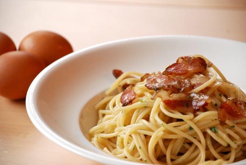 image of Spaghetti alla Carbonara