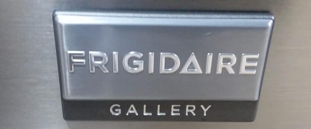 frigidaire gallery logo fggf3059tf