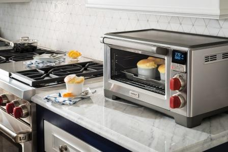 Wolf Gourmet Countertop Oven - Muffins