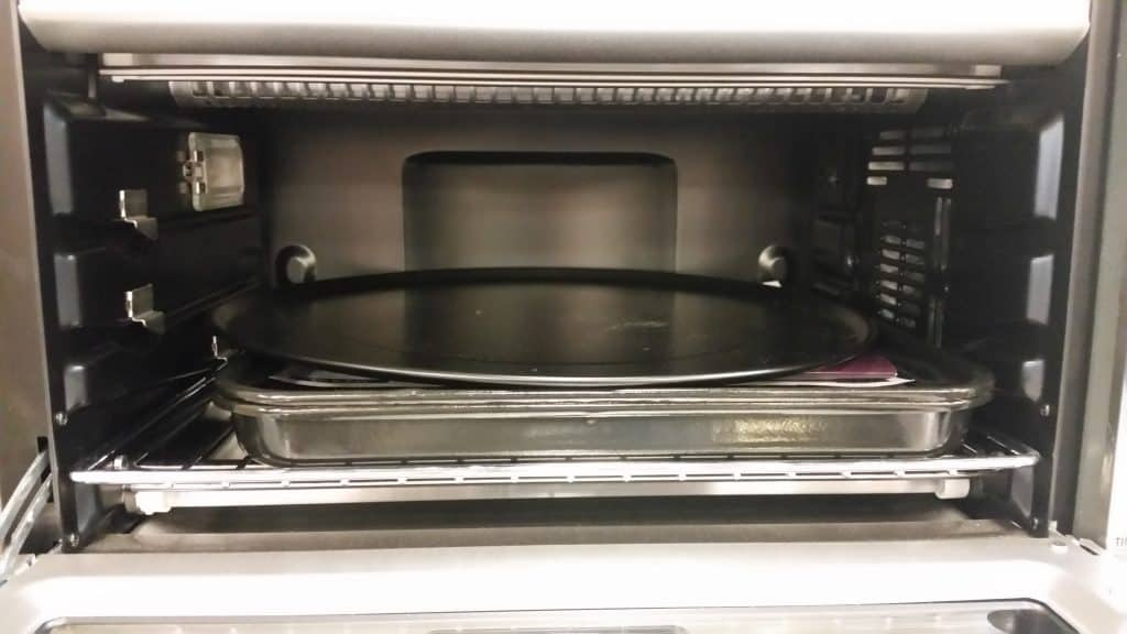 image of the Breville Smart Oven Pro Interior