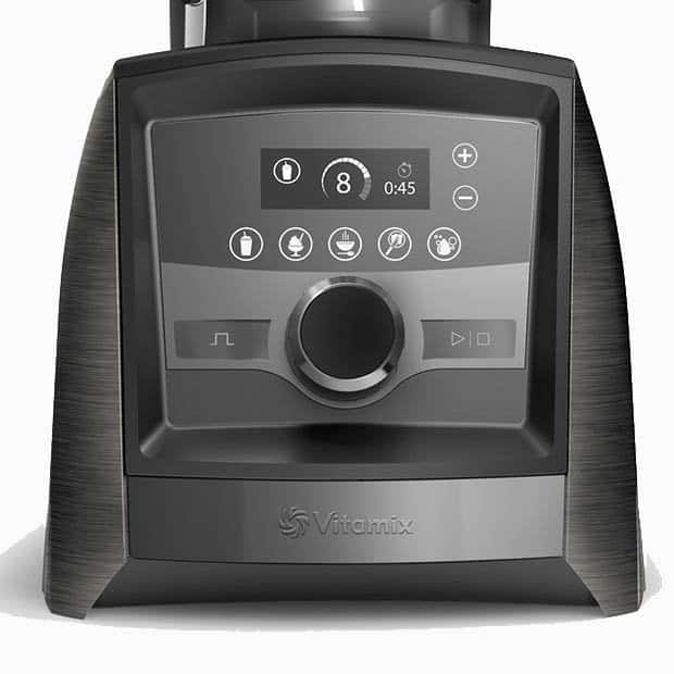 Vitamix Ascent 3500 Controls