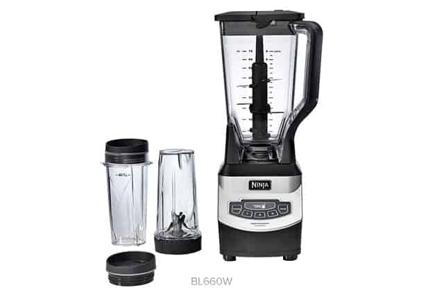 image of the Ninja Professional BL660 blender system