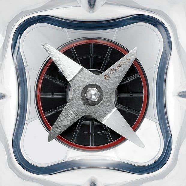 Vitamix 750 Blades Close Up image