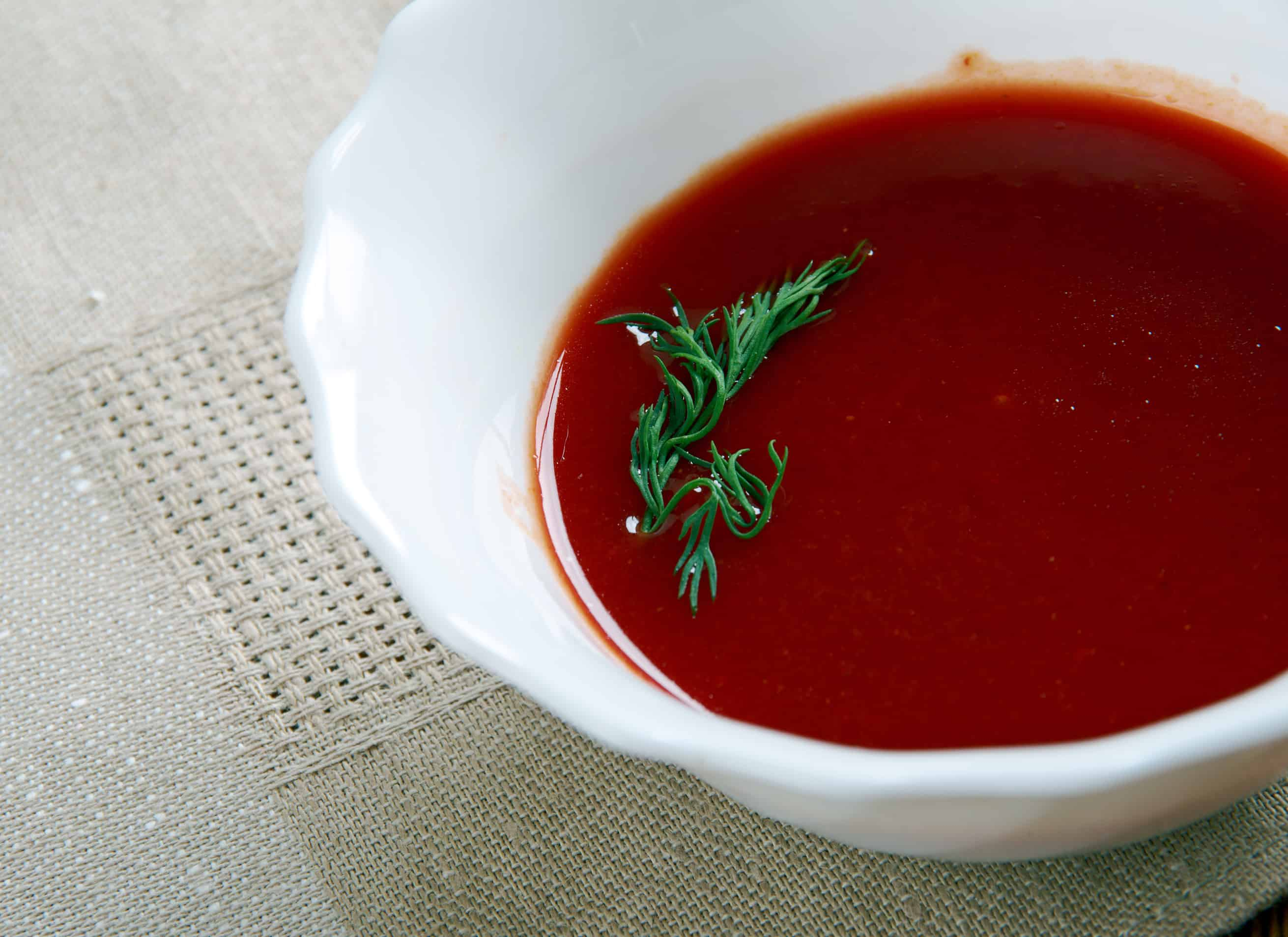 image of Espagnole Sauce in a bowl