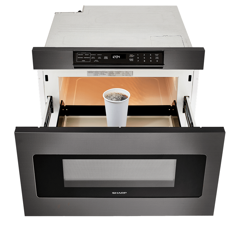 image of Sharp SMD2470AH Drawer Microwave