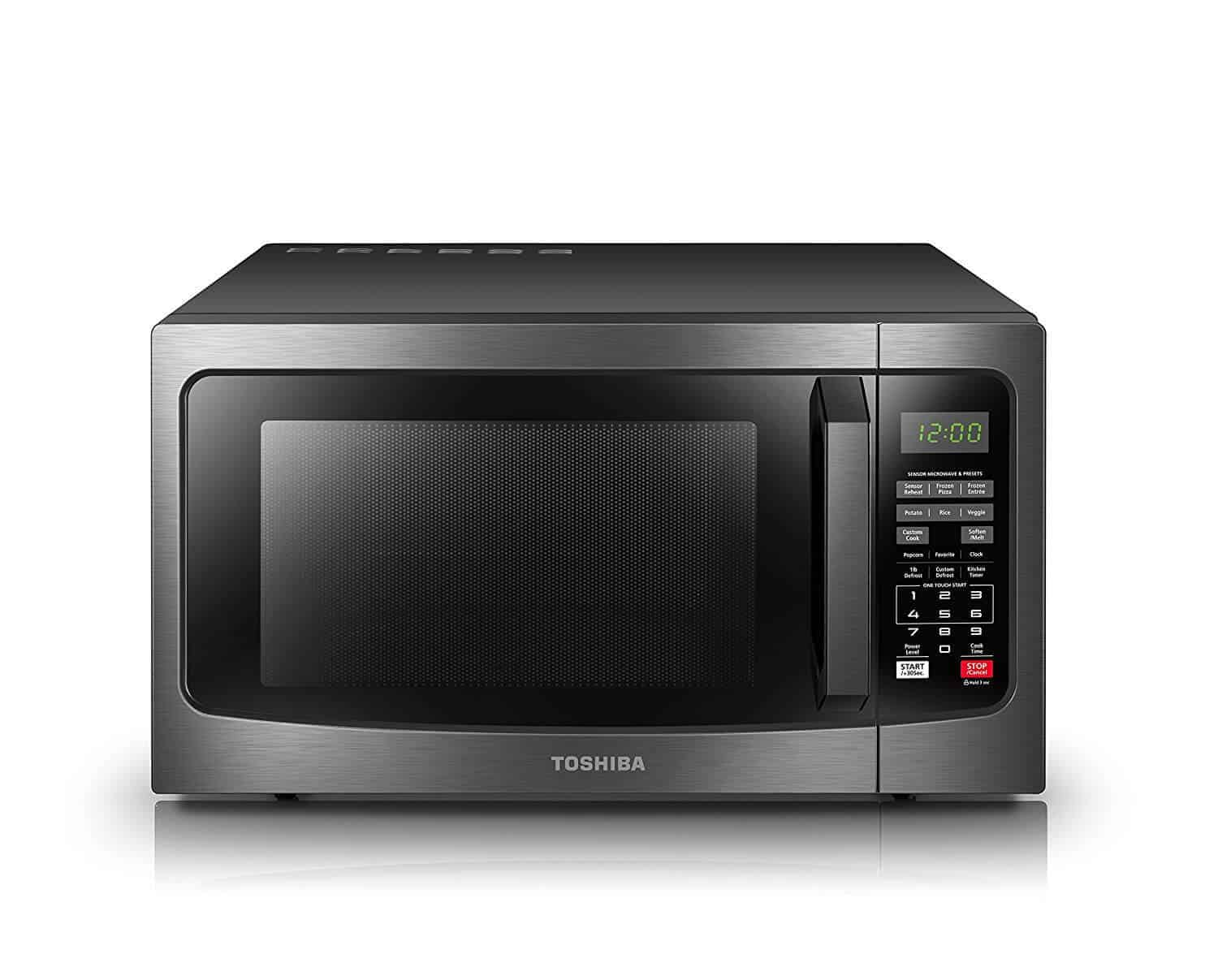 image of the Toshiba EM131A5C-BS Microwave