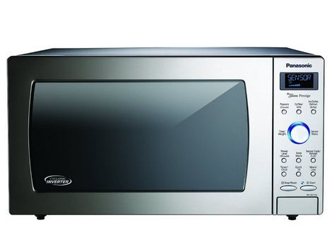 image of Panasonic NN-SD775S microwave oven