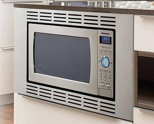 image of the Panasonic NN-SD775S microwave oven