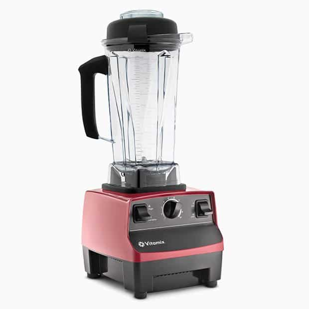 image of the Vitamix 5200 Red Model blender