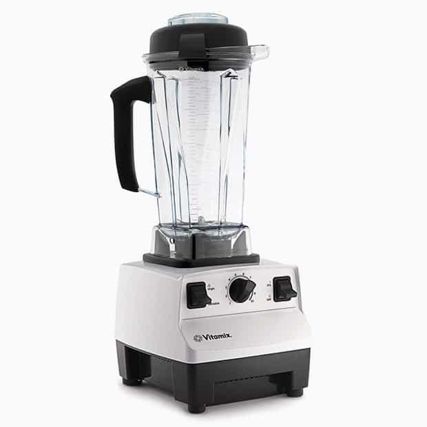 image of the Vitamix 5200 White Model blender