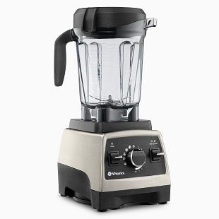 Vitamix 750 Brushed Stainless Metal Finish image