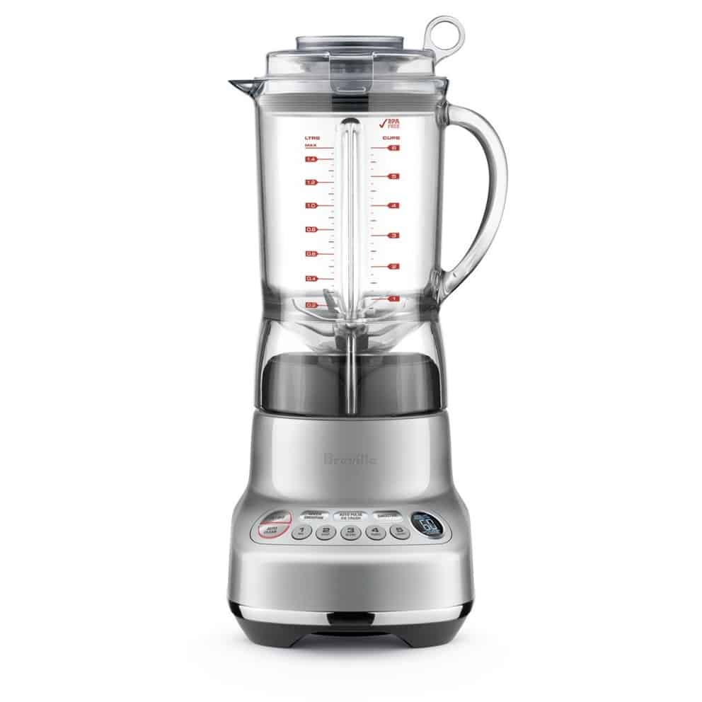 image of Breville Fresh & Furious BBL620 Blender Damson Blue