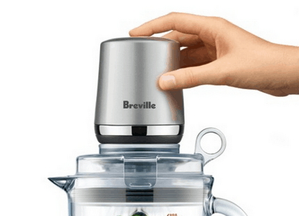 image of Breville Vac Q in use