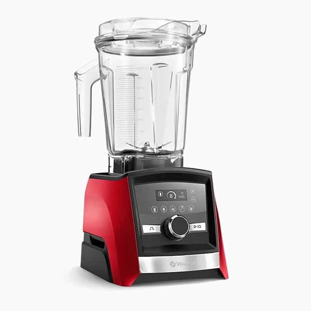 Vitamix A3500 Candy Apple Red