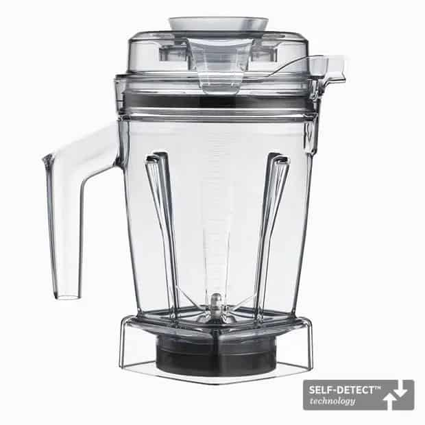 Vitamix Ascent Series 48 Ounce Dry Goods Container