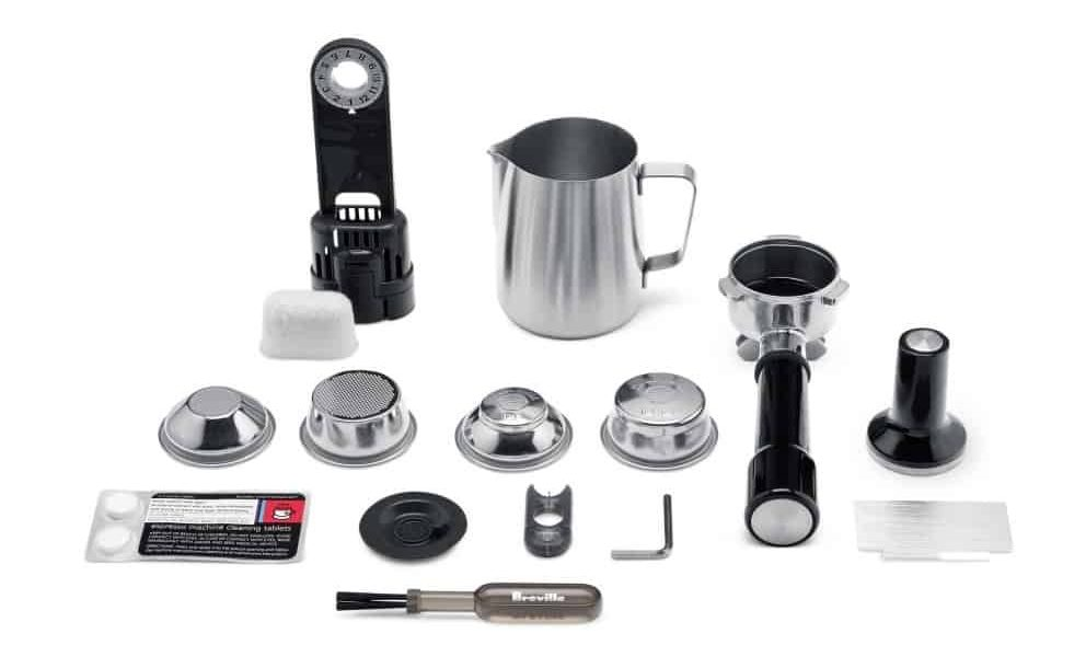 image of Breville Barista Express Brushed Stainless Steel