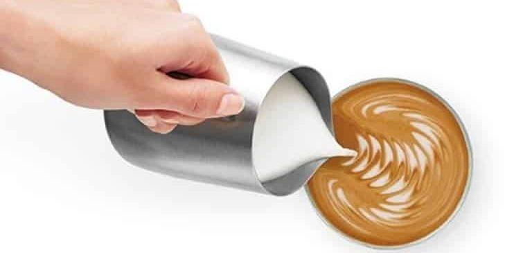 image of Breville Barista Express Micro-Foam Milk Texturing